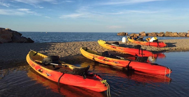 Escale à la mer en canoë-kayak - 4h