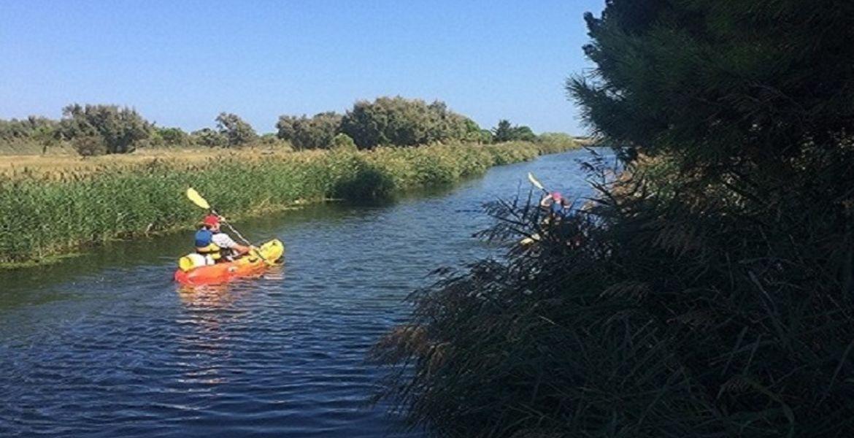 Location de canoë à Torreilles - 1h