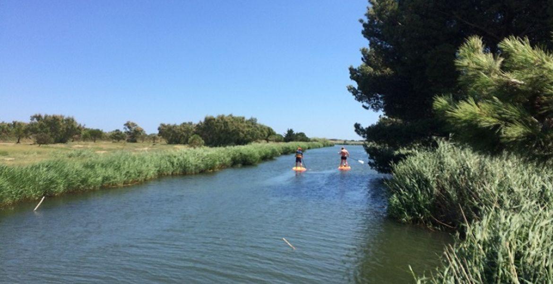 Location de stand up paddle à Torreilles - 1h