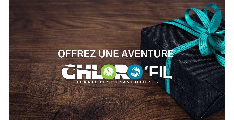 BON CADEAUX CHLORO'FIL - en ligne