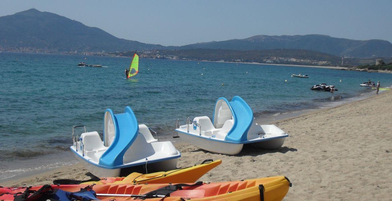 Location de Pédalo Ajaccio - Base nautique Cors'Aventure Porticcio