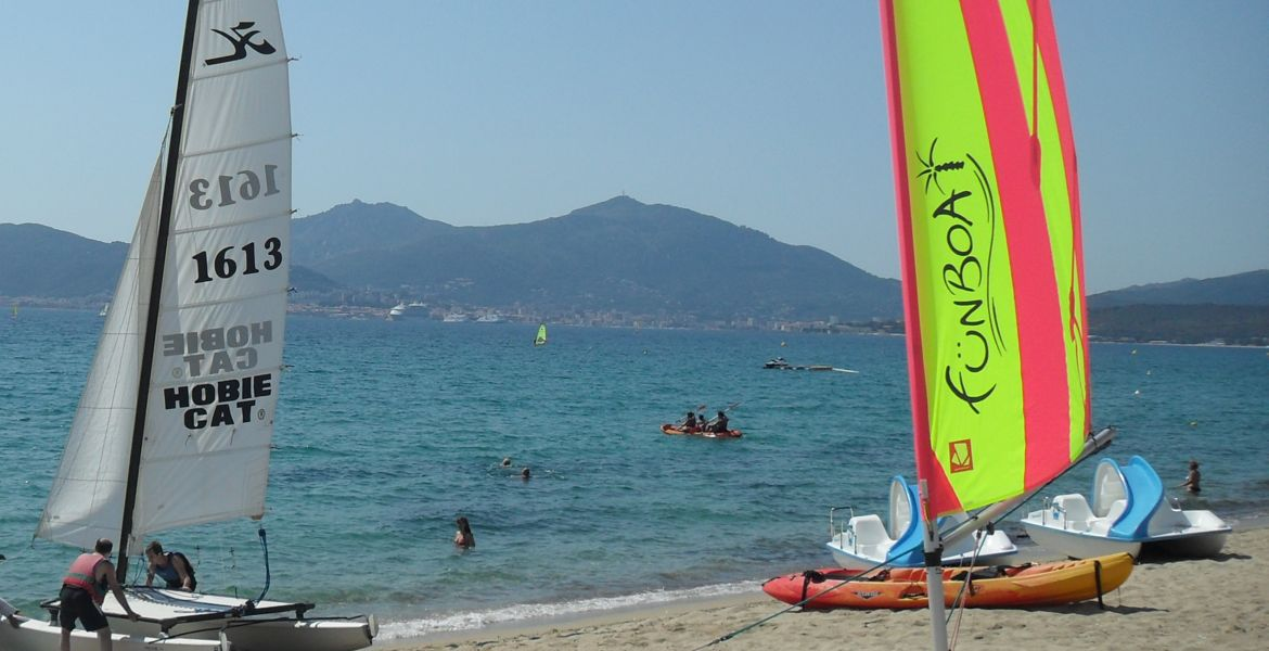 Location Catamaran Ajaccio - HobieCat16