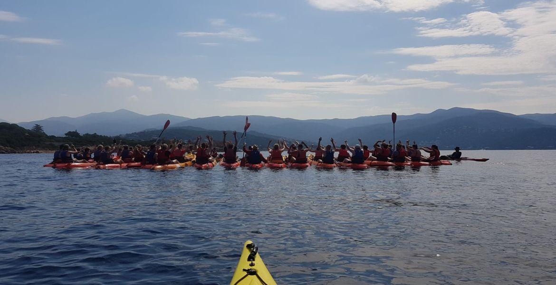 Sea Kayak excursion made to measure