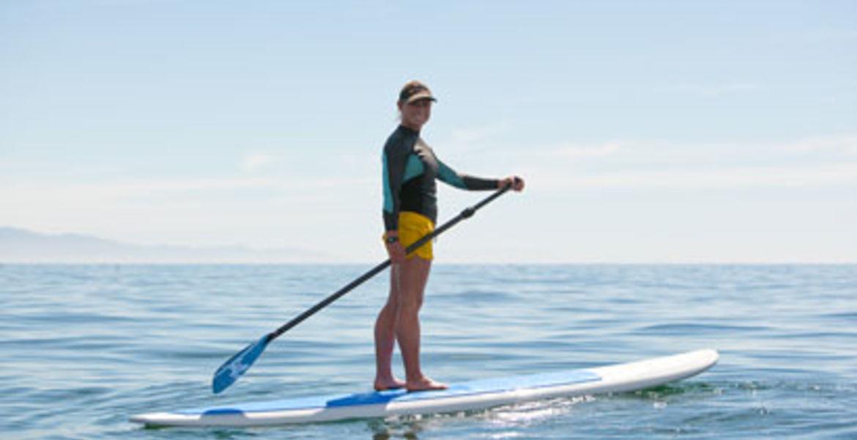 Stand up paddle Ajaccio rental - Nautic base Cors'Aventure Porticcio