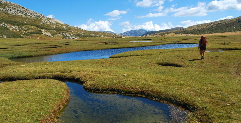 1 week hiking trip - Renosu Mountain range and lakes