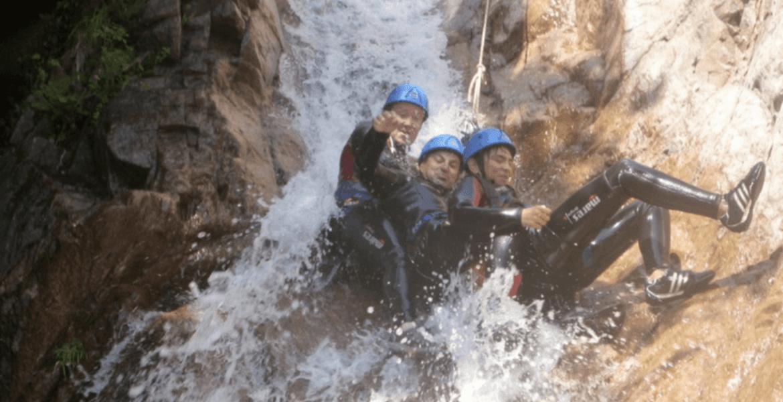 Canyoning u PULISCHELLU - Bavella