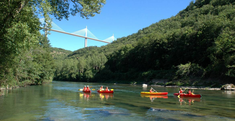 MutliActivité : Raft+HydroSpeed+Canoë