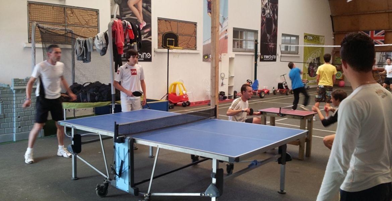 Tennis de table La Roche sur yon