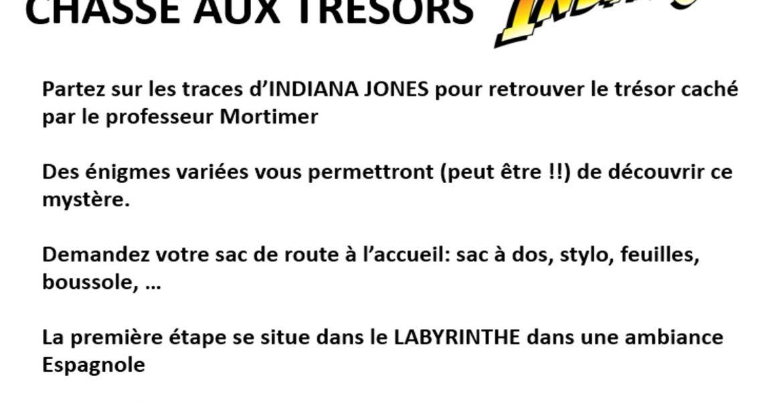 Chasse aux trésors La Roche sur yon