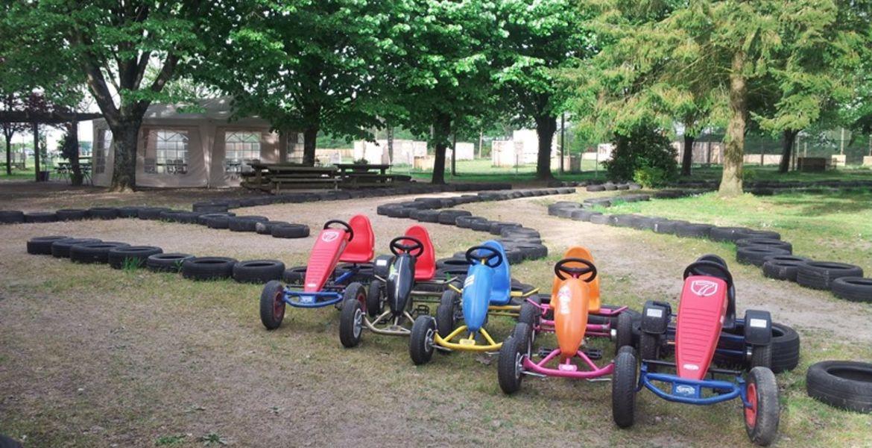 Karts à pédales La Roche sur Yon