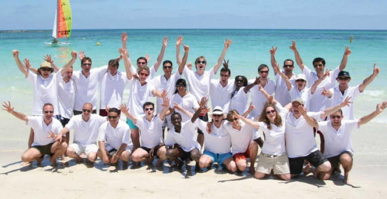 Olympiade sur la plage - 6 activités