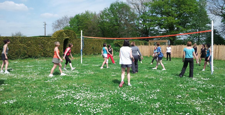 Volley La Roche sur yon