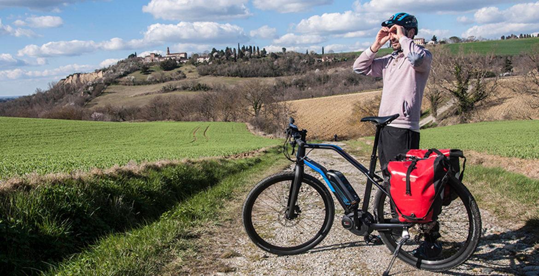 Balade à vélo Nature depuis Toulouse