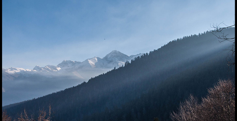 Les Pyrénées, du Comminges à la Bigorre