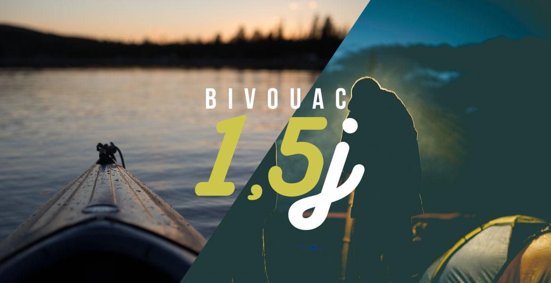BIVOUAC 1,5J en Canoë sur la Loire