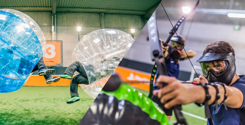 Pack Archery / Bubble