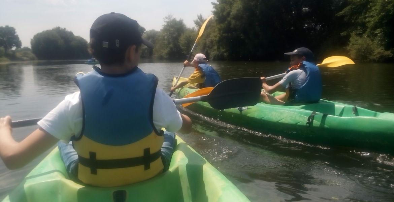 Canoë Kayak La Suze