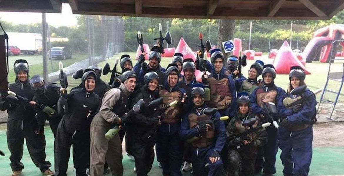Paintball Adulte Angers-Marcé