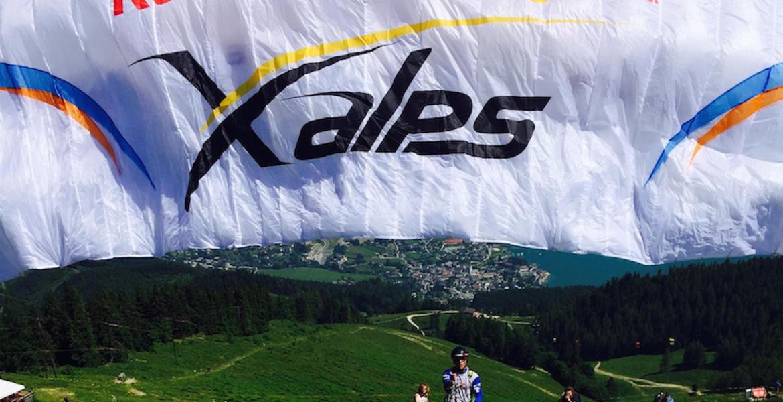 Satge X-Alps 9 jours