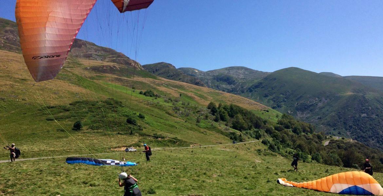 Offrir un bon cadeau valable 1 ans Stage parapente en Ariège