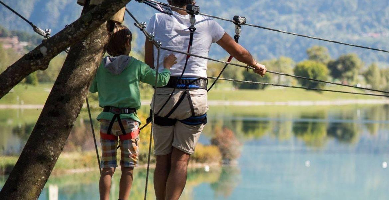 8 Parcours accrobranches familiales en Haute Savoie