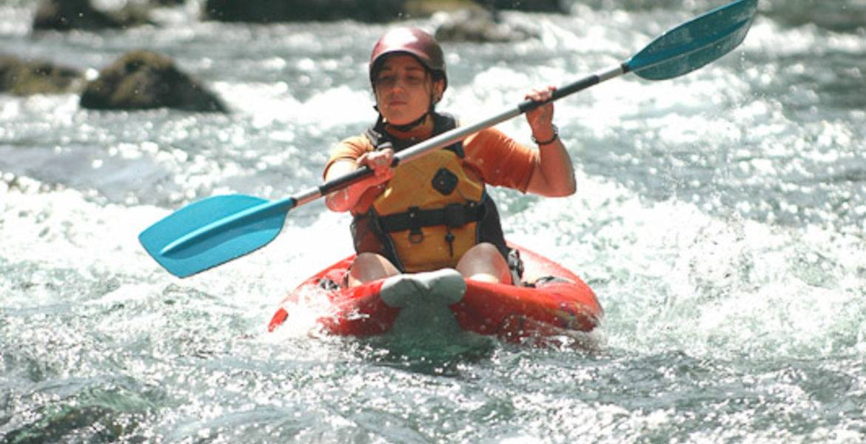 Canoë et Kayak raft