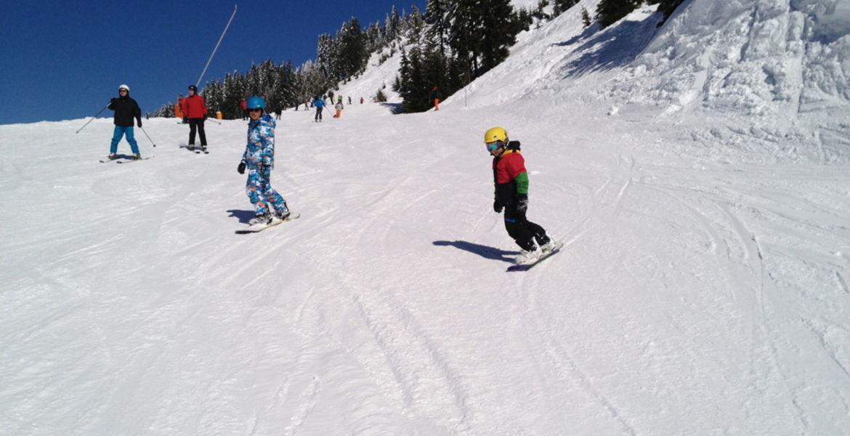 Cours privés de snowboard