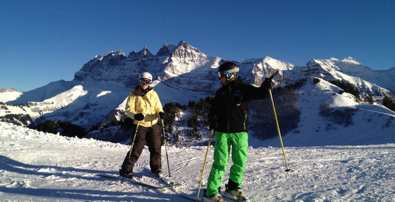 Cours privé ski