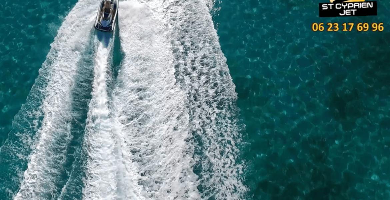 Rando Jet Ski - Baie de Porto-Vecchio - 45 Min
