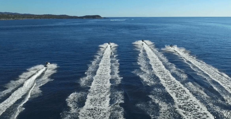 Rando Jet Ski - Baie de Santa Giulia - 2h