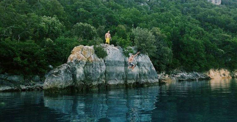 Journée Canoë, Jump à la pointe de Garuby et visite du lac de Sainte-Croix