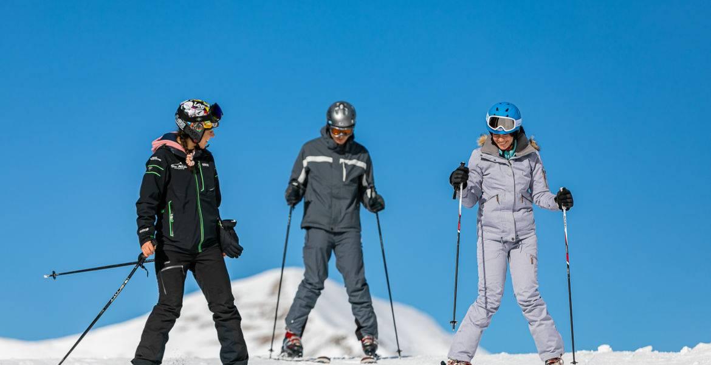 Cours privés ski