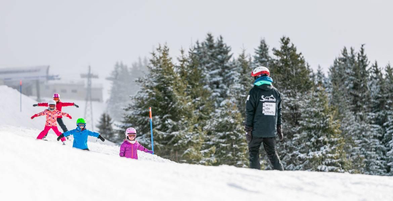 Collectif ski enfant vacances