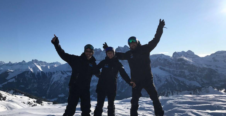 Ski découverte Portes du Soleil