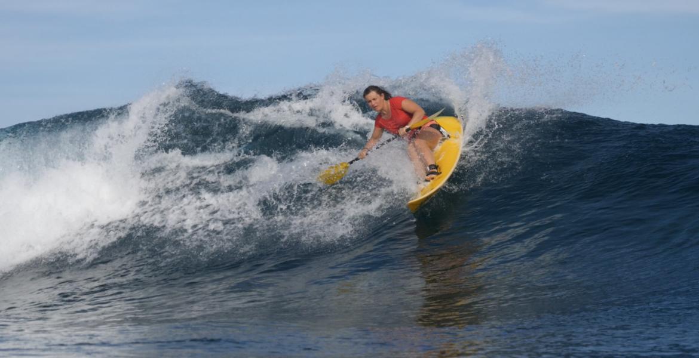 Séance découverte du Waveski surfing - 1h30