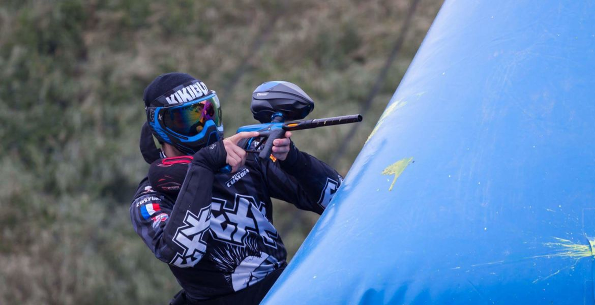 Paintball sportif
