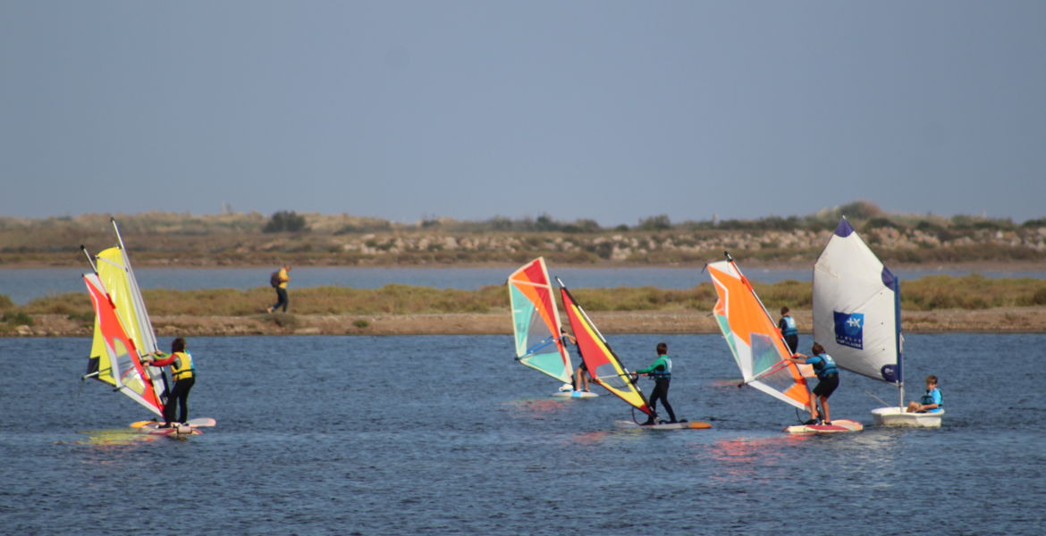 Stage Planche A Voile Narbonne
