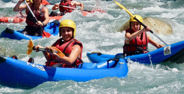 """Kayak Sport"" Martinet/ Lauzet"