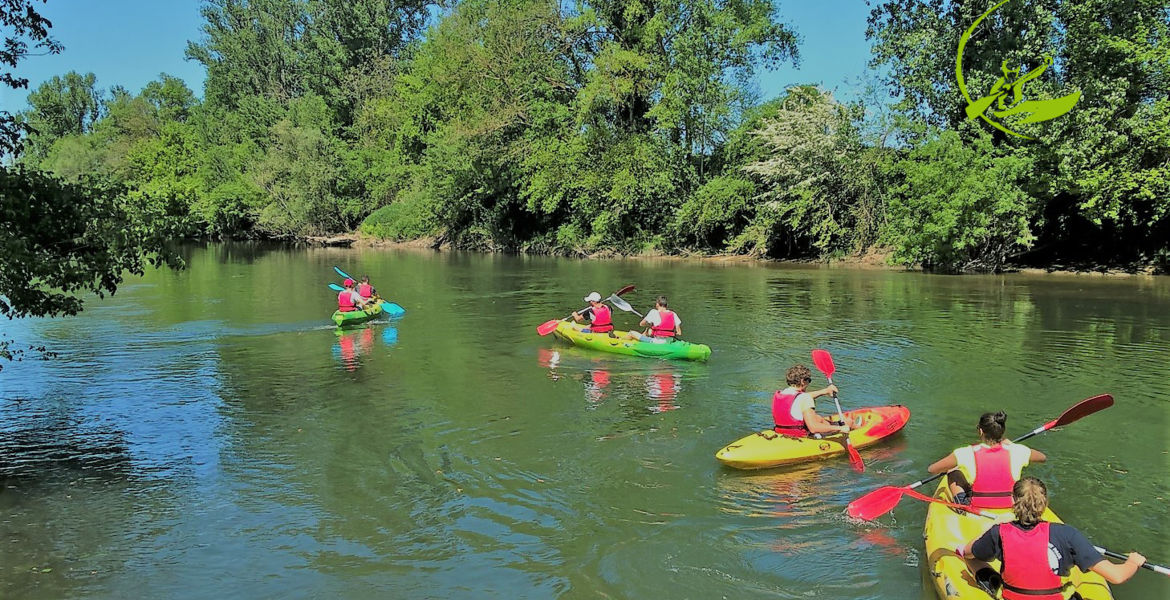 LOCATION - Descent of the Aveyron valley in canoe-kayak