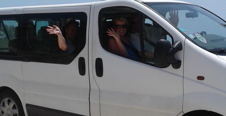 Excursion en minibus à la découverte des marchés et des cascades du Sud Basse-Terre