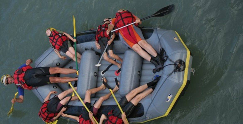 Rafting journée sur le Gave d'Aspe
