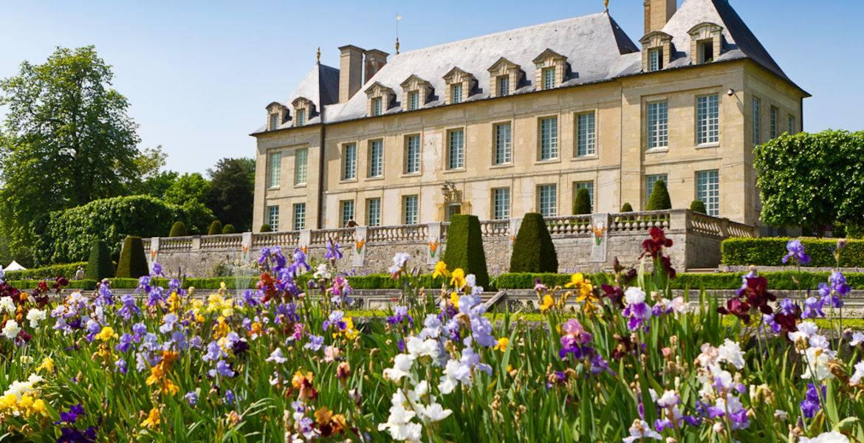 Balade des 3 Châteaux dans un Pays d'Art et d'histoire aux portes de Paris