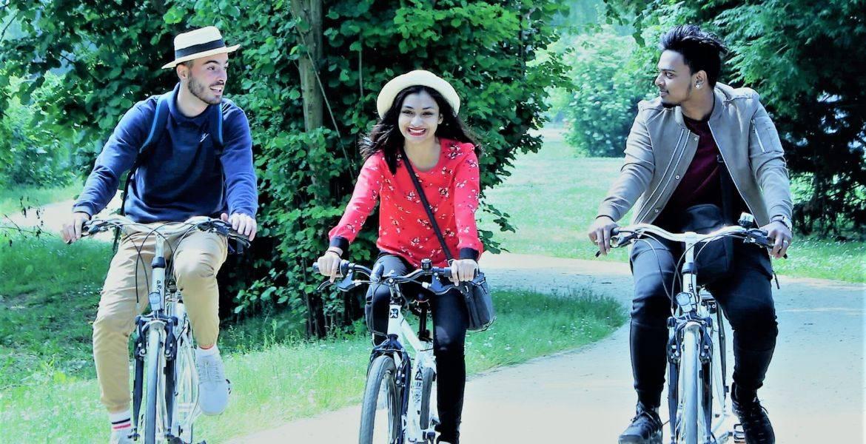 Location vélo à Auvers S/O - Valmondois (Dép.95) atteignable en TRANSILIEN!