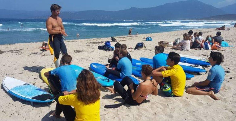Cours et location de Surf à Cupabia