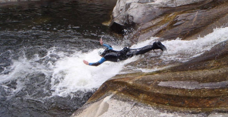 Canyoning / Randonnée aquatique