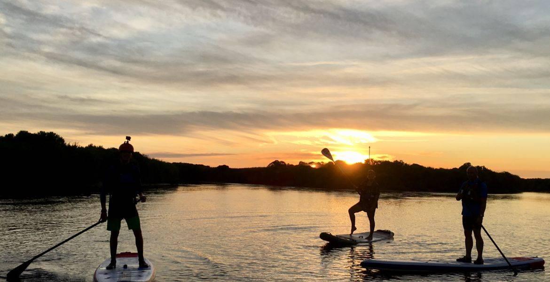Balade en Stand Up Paddle (SUP) sur le Bassin d'Arcachon