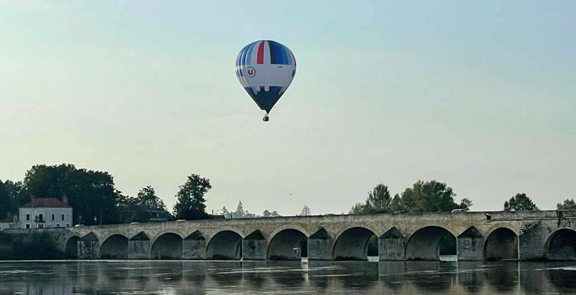 Randonnée en canoë de Decize à Orléans (210 km)