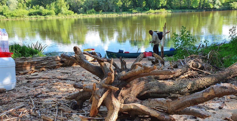 Randonnée en canoë depuis Decize 5 jours - (100 km)
