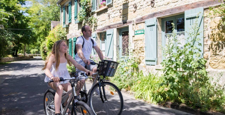 Boucle d'Auvers à vélo 33 km - via pistes cyclables, Parc Naturel du Vexin
