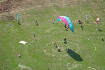 Training course parapente mont blanc